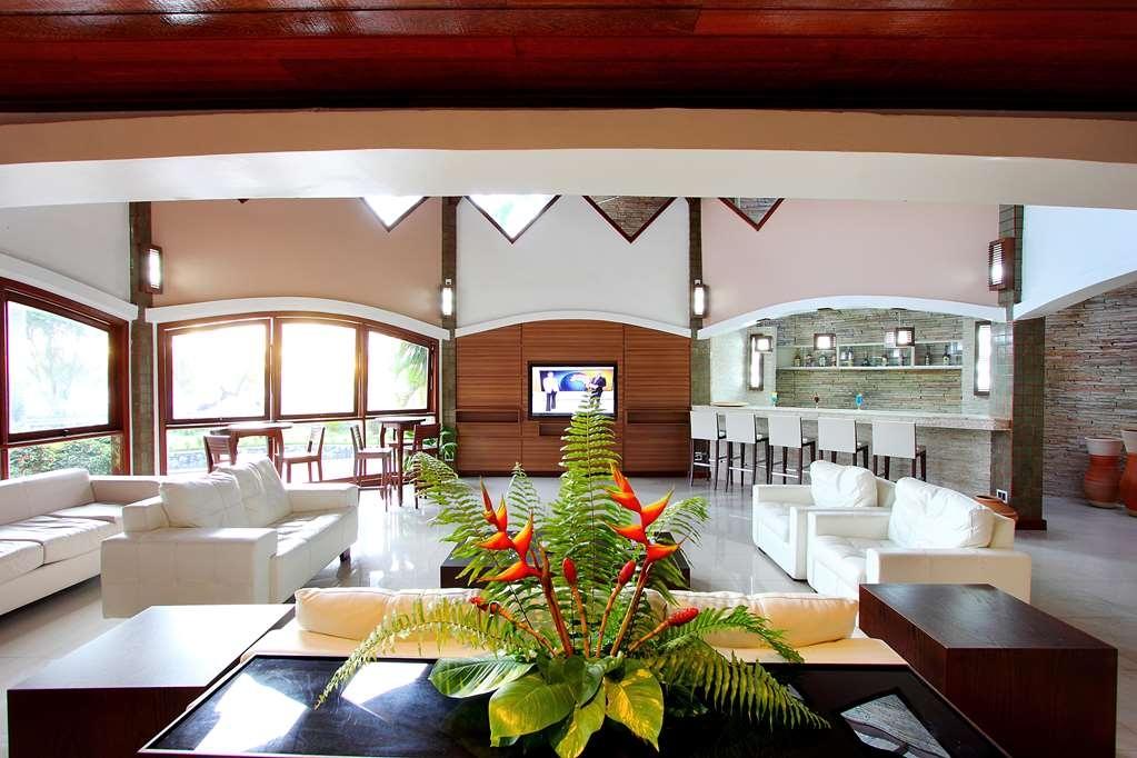 Best Western Shalimar Praia Hotel - Bar/Salón