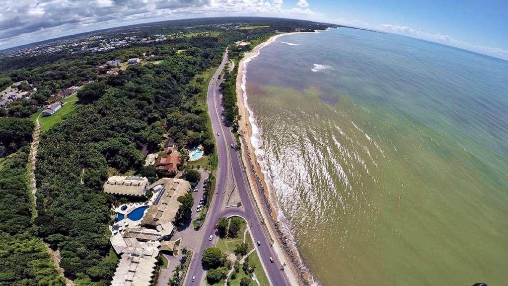 Best Western Shalimar Praia Hotel - Aerial View of Porto Seguro Bahia