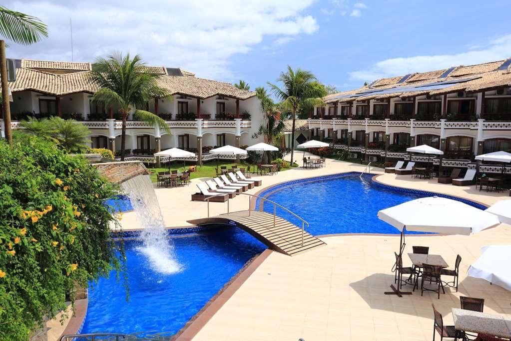 Best Western Shalimar Praia Hotel - Vista Exterior
