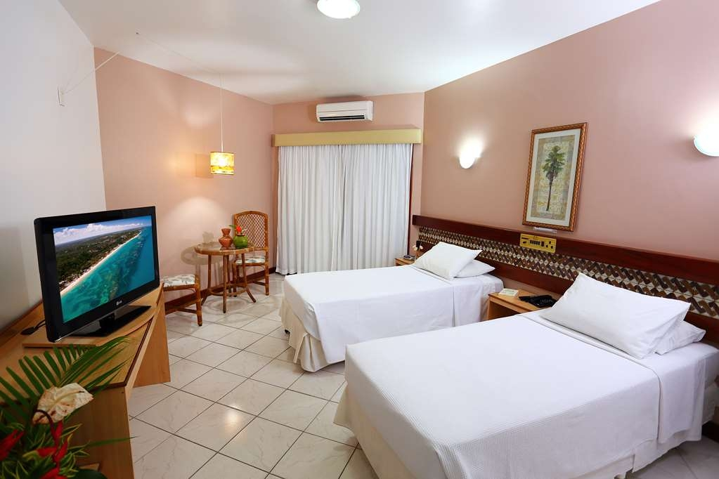 Best Western Shalimar Praia Hotel - Deluxe Room with 2 SGL Beds