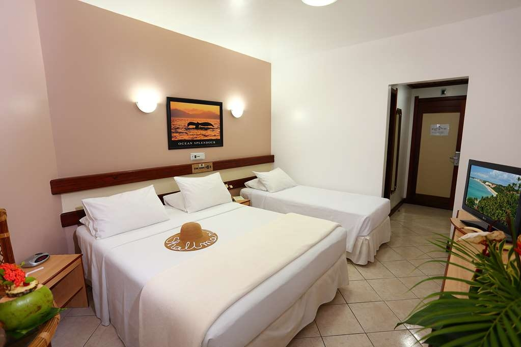 Best Western Shalimar Praia Hotel - Standard Room with 1 DBL and 1 SGL Bed