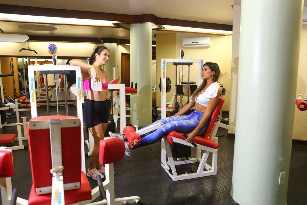 Best Western Shalimar Praia Hotel - Fitness Center
