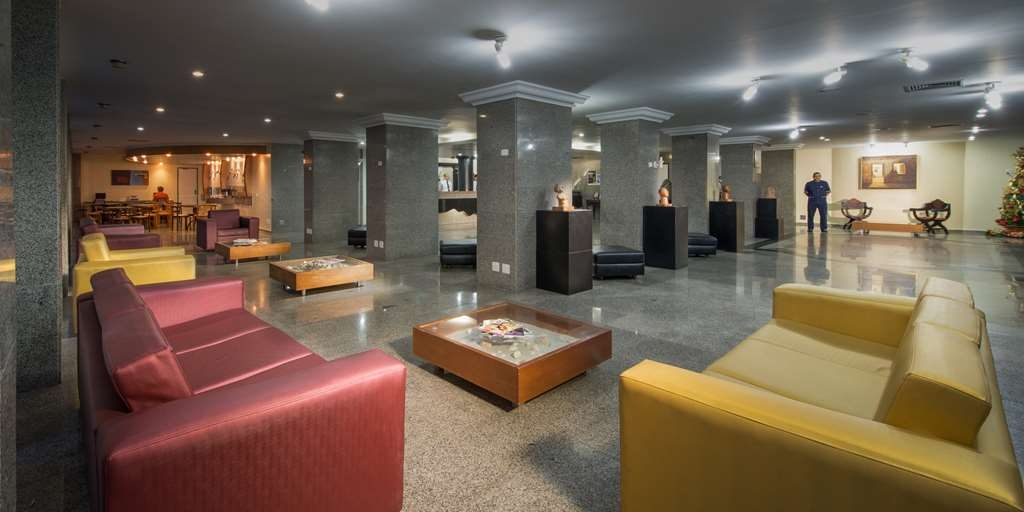Best Western Hotel Caicara - Hotel Lobby offers business center
