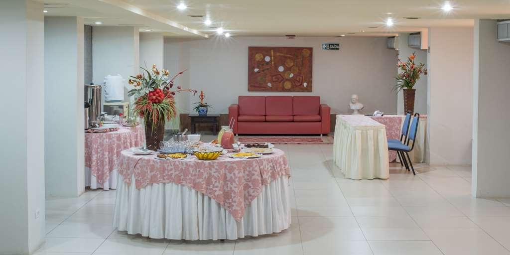 Best Western Hotel Caicara - Coffee Break served on the Foyer