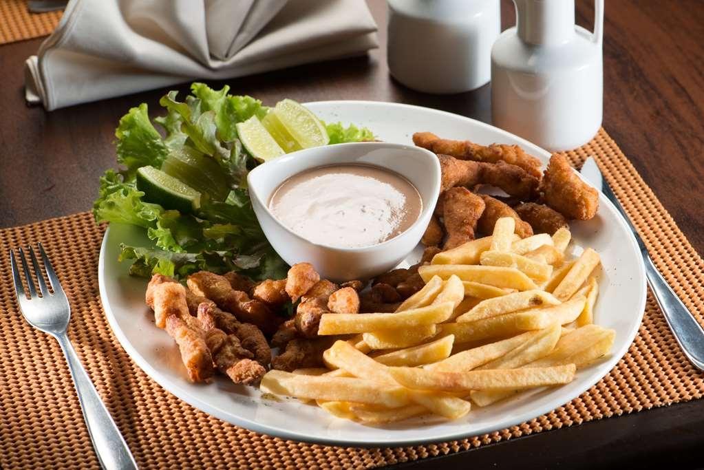 Best Western Hotel Caicara - Poolside Dining