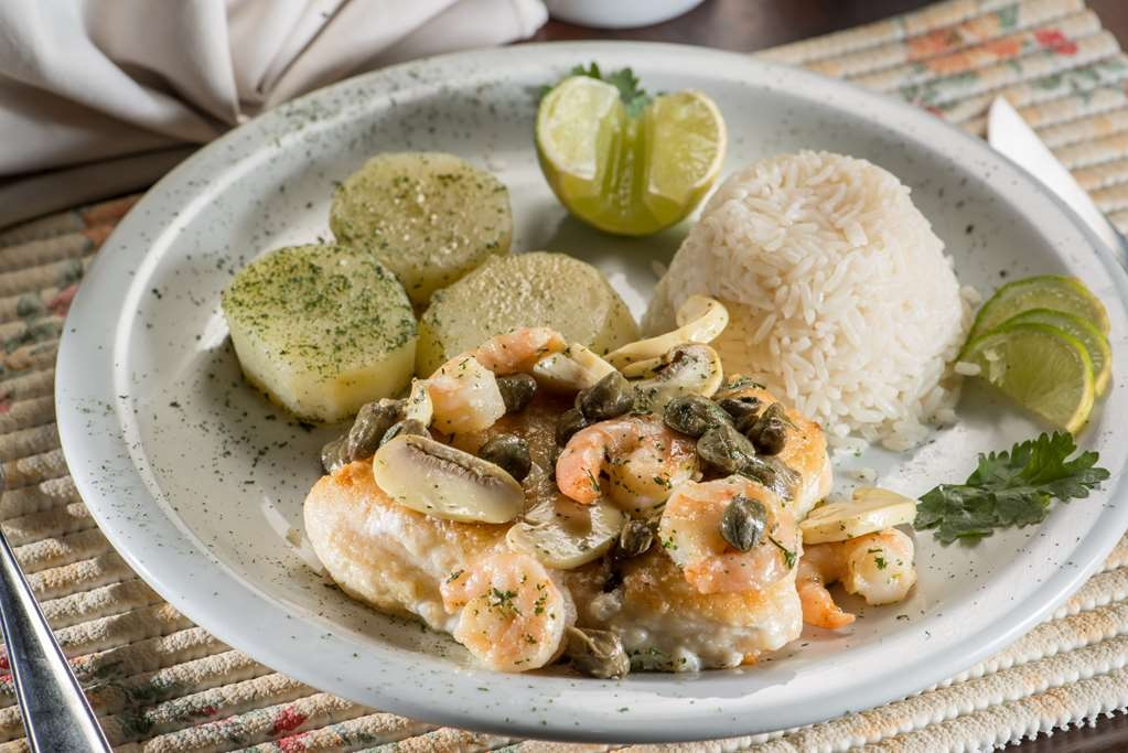 Best Western Hotel Caicara - A Belle Meunia Fish