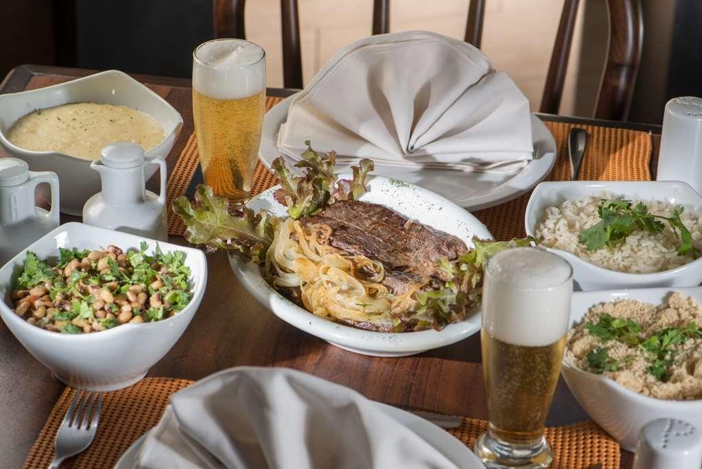 Best Western Hotel Caicara - Carne De Sol Paraibana/ Local Dish