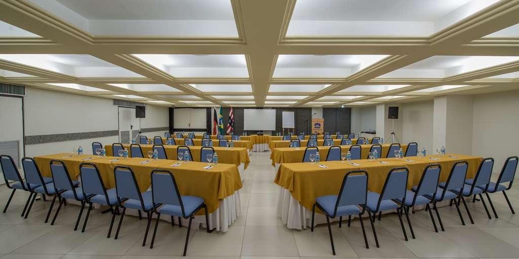Best Western Hotel Caicara - Besprechungszimmer