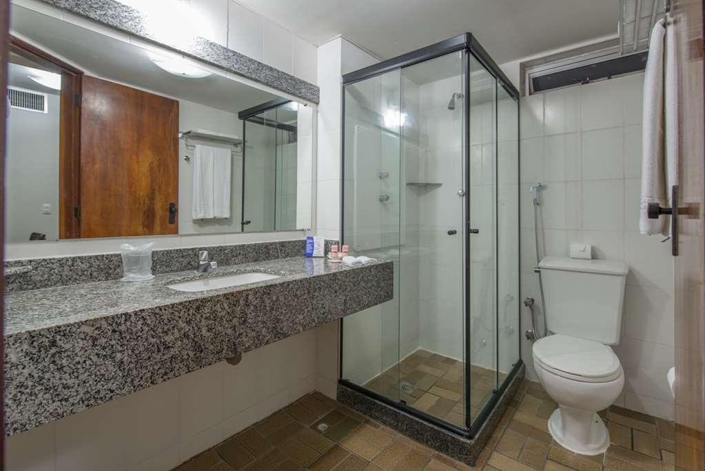 Best Western Hotel Caicara - Badezimmer