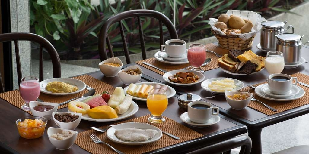 Best Western Hotel Caicara - Breakfast Area