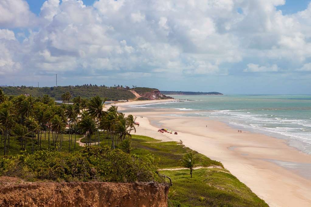 Best Western Hotel Caicara - Carapibus Beach, 45 min by car from the hotel.