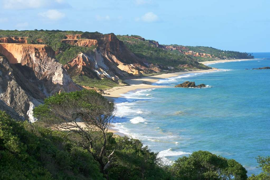 Best Western Hotel Caicara - Carapibus Beach offers a breathtaking view.