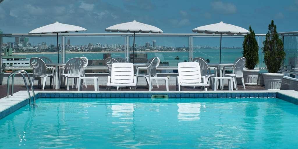 Best Western Hotel Caicara - Rooftop Pool