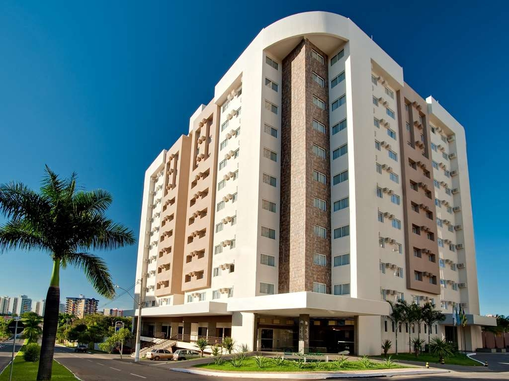 Best Western Suites Le Jardin Caldas Novas - Hotel Exterior