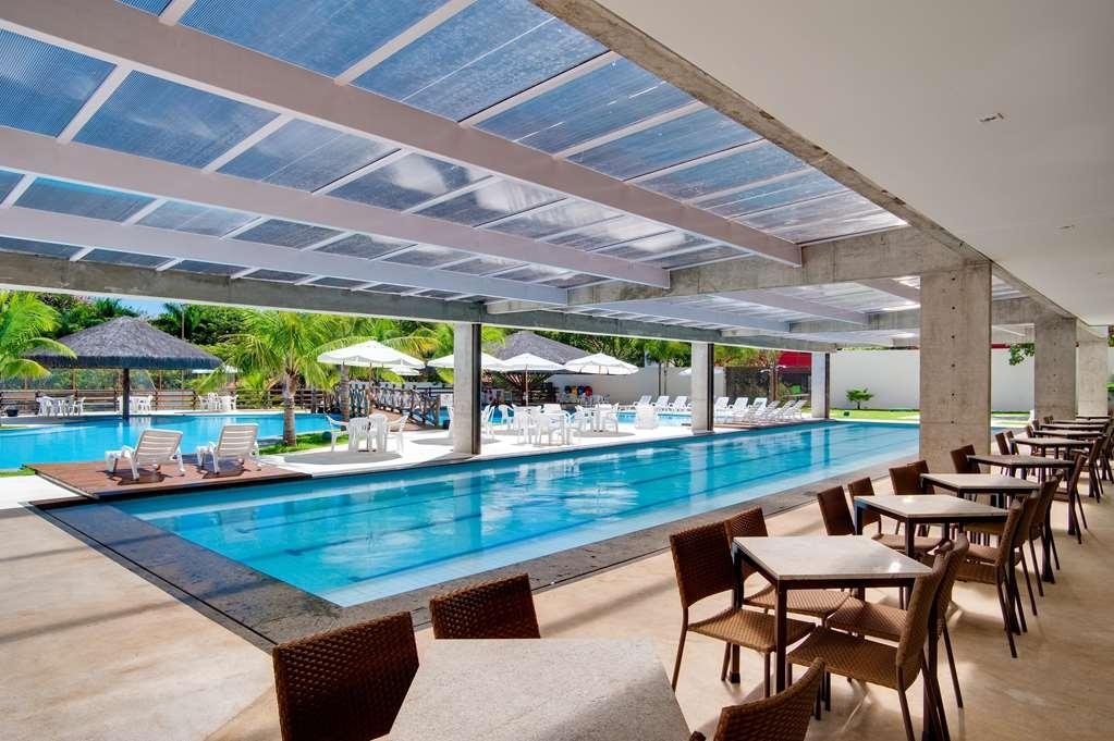 Best Western Suites Le Jardin Caldas Novas - Indoor Swimming Pool