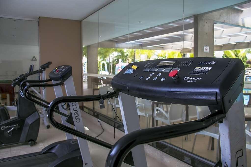 Best Western Suites Le Jardin Caldas Novas - Fitnessstudio