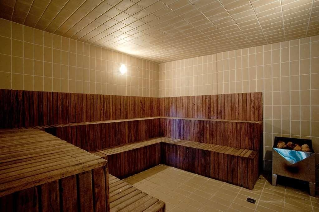 Best Western Suites Le Jardin Caldas Novas - Sauna Room