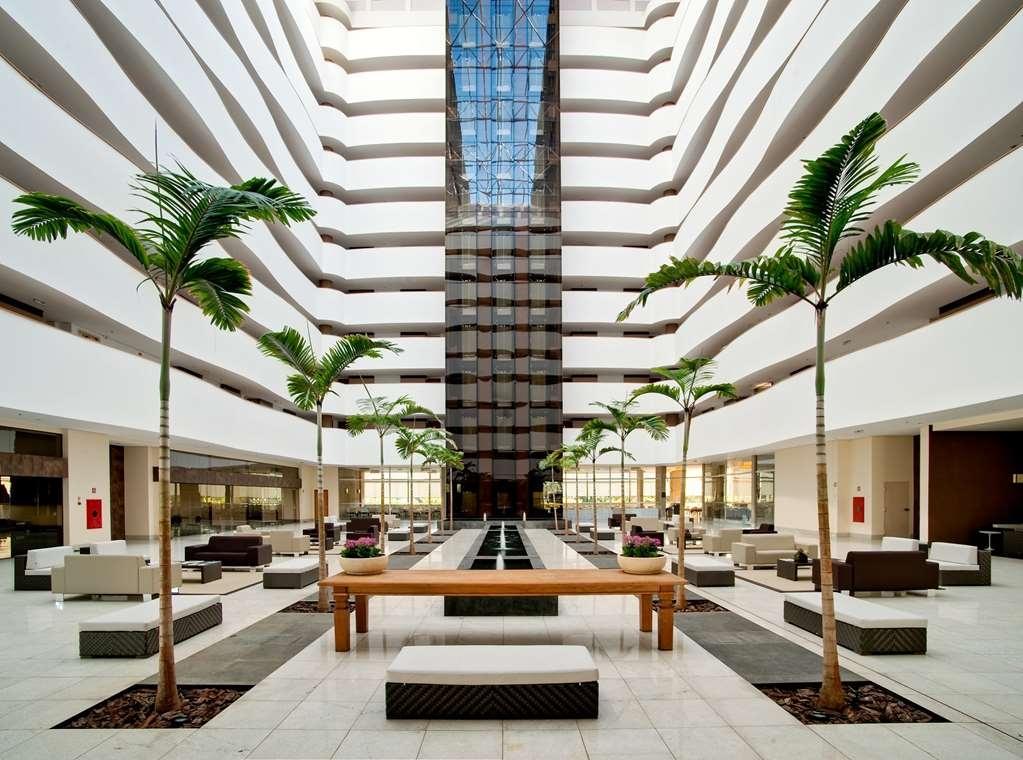 Best Western Suites Le Jardin Caldas Novas - Hotel Lobby
