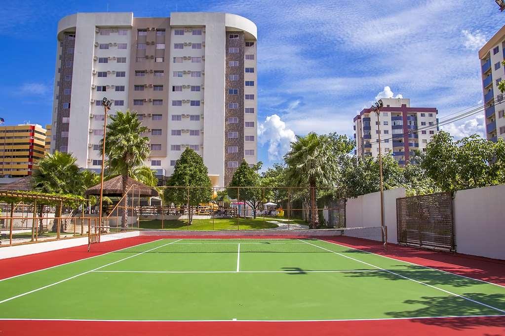 Best Western Suites Le Jardin Caldas Novas - Tennis Court