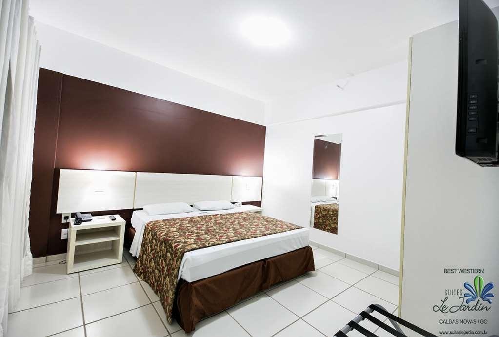Best Western Suites Le Jardin Caldas Novas - Comfortable Suite
