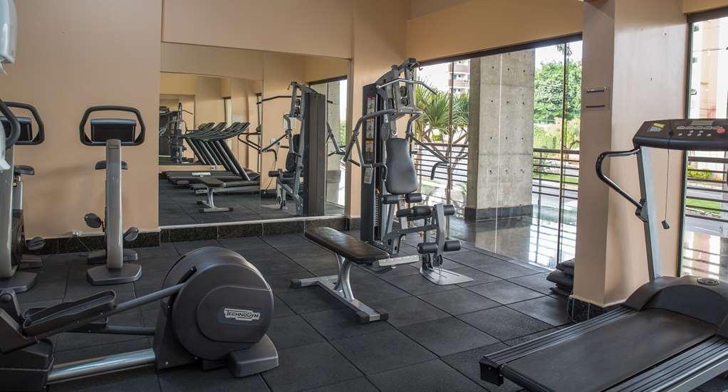 Best Western Suites Le Jardin Caldas Novas - Gym