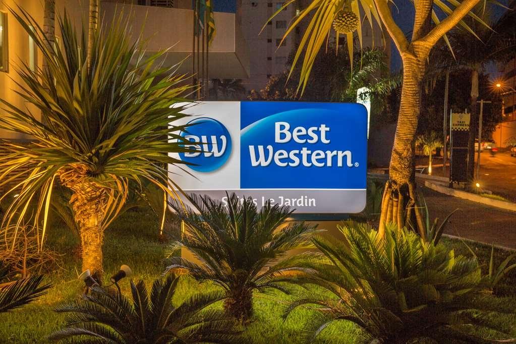 Best Western Suites Le Jardin Caldas Novas - Hotel Entrance