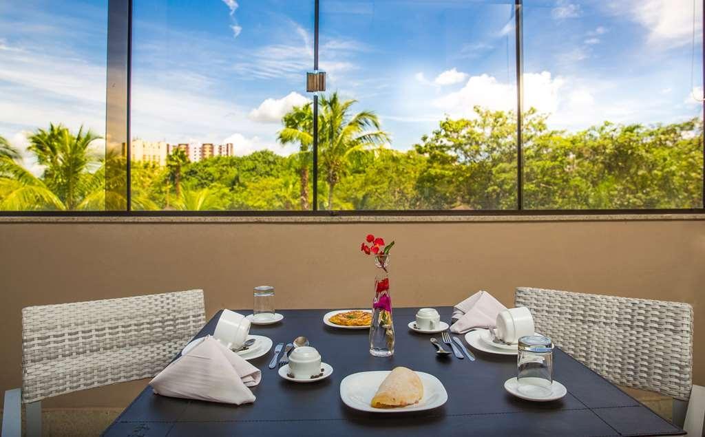 Best Western Suites Le Jardin Caldas Novas - Breakfast Area