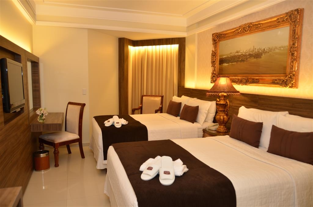 Best Western Premier Majestic Ponta Negra Beach - Luxury Guest Room