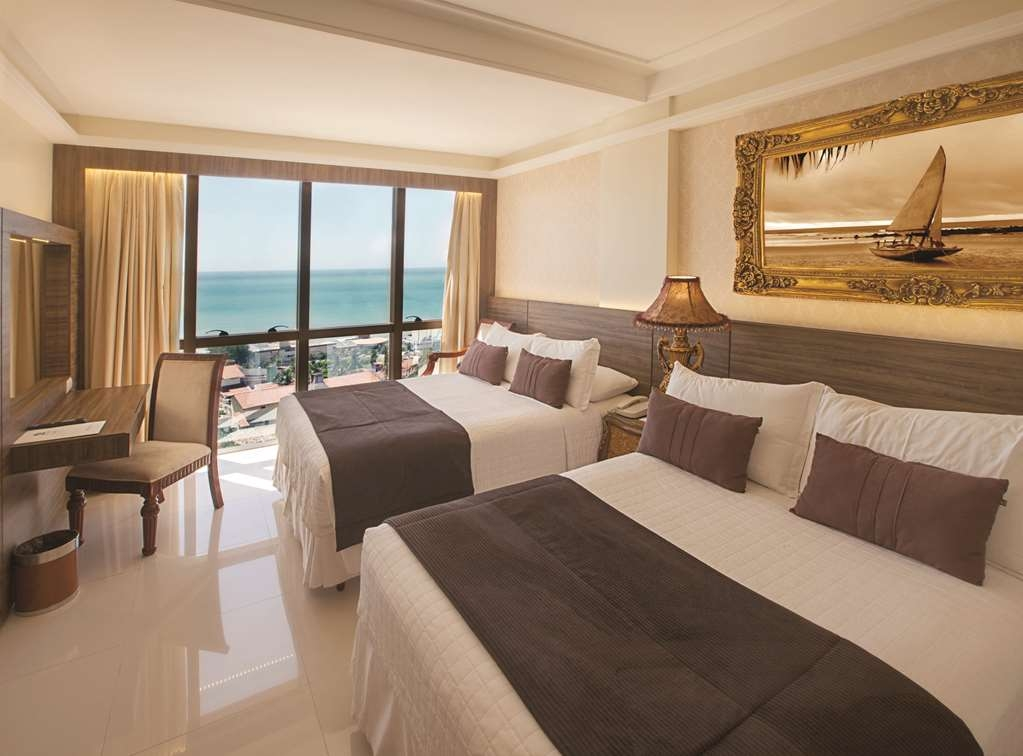 Best Western Premier Majestic Ponta Negra Beach - You'll enjoy this Super Deluxe guest room with two beds and a ocean view.