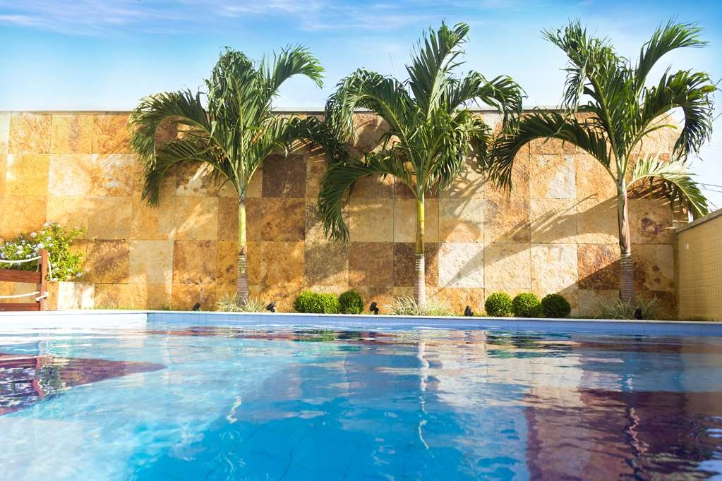Best Western Premier Majestic Ponta Negra Beach - Piscina all'aperto