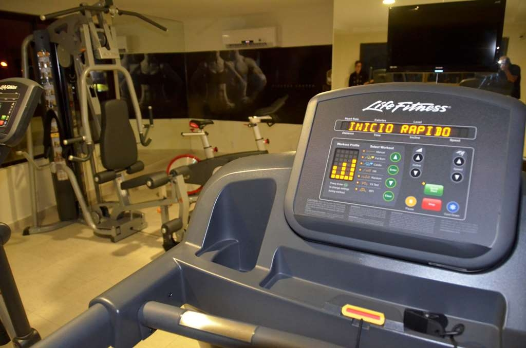 Best Western Premier Majestic Ponta Negra Beach - Fitness Center
