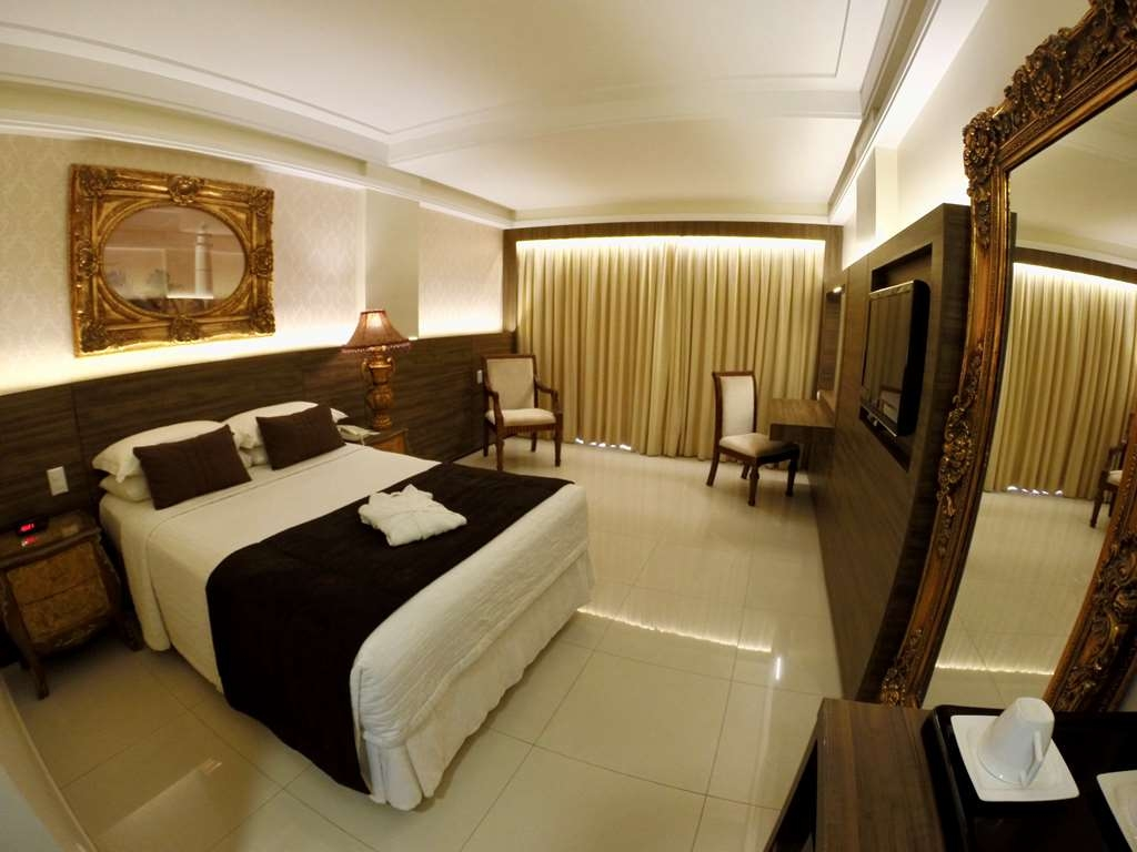 Best Western Premier Majestic Ponta Negra Beach - Super Deluxe Room with A Double Bed