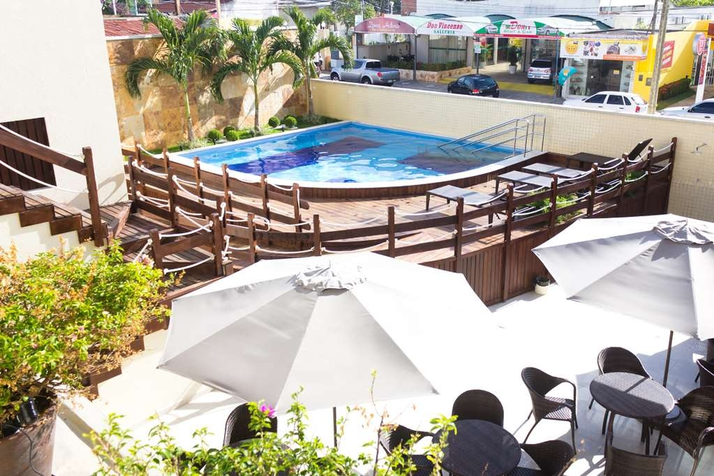 Best Western Premier Majestic Ponta Negra Beach - Swimming Pool
