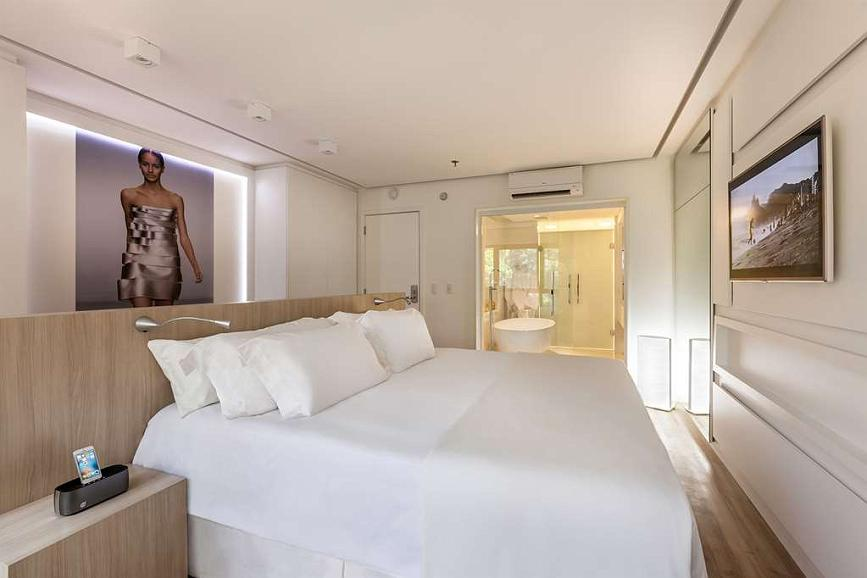 Best Western Premier Arpoador Fashion Hotel - Gaestezimmer