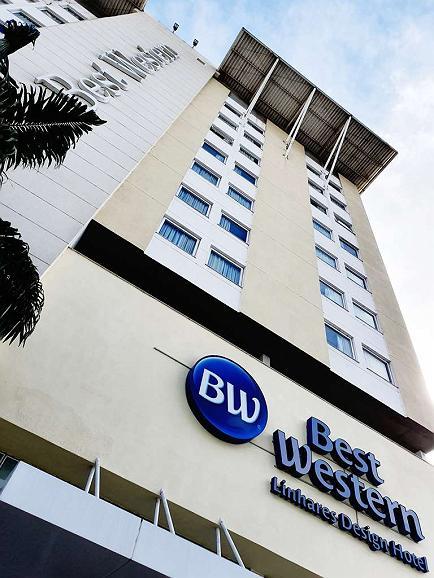 Best Western Linhares Design Hotel - Vista Exterior