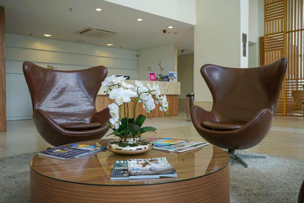 Best Western Linhares Design Hotel - Vista del vestíbulo