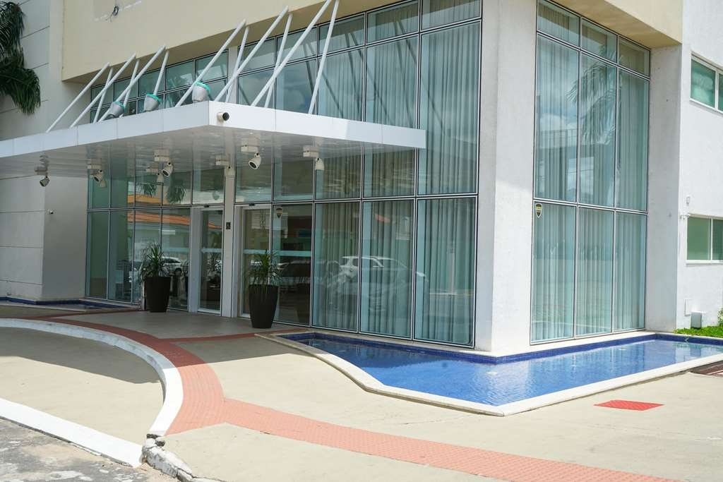 Best Western Linhares Design Hotel - Façade
