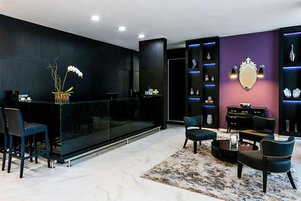 Best Western Plus Copacabana Design Hotel - Hotel Lobby