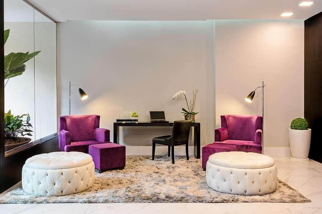 Best Western Plus Copacabana Design Hotel - Vue du lobby