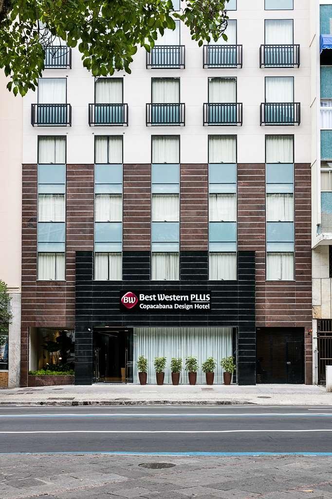 Best Western Plus Copacabana Design Hotel - Facciata dell'albergo