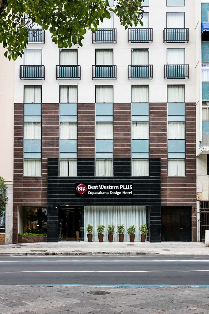 Best Western Plus Copacabana Design Hotel - Façade