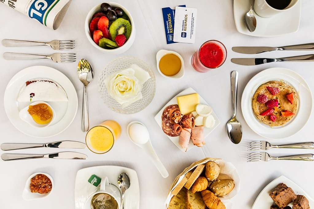 Best Western Plus Copacabana Design Hotel - Restaurant / Etablissement gastronomique