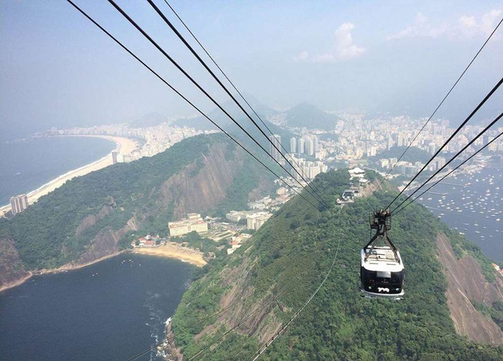 Best Western Plus Copacabana Design Hotel - Sugar Loaf Mountain