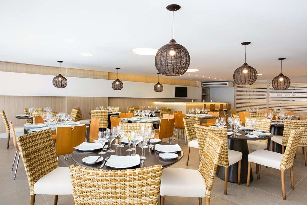 Best Western Plus Icarai Design Hotel - Ristorante / Strutture gastronomiche