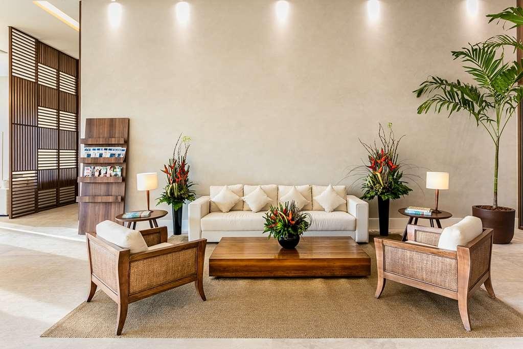 Best Western Premier Americas Fashion Hotel - Vista del vestíbulo