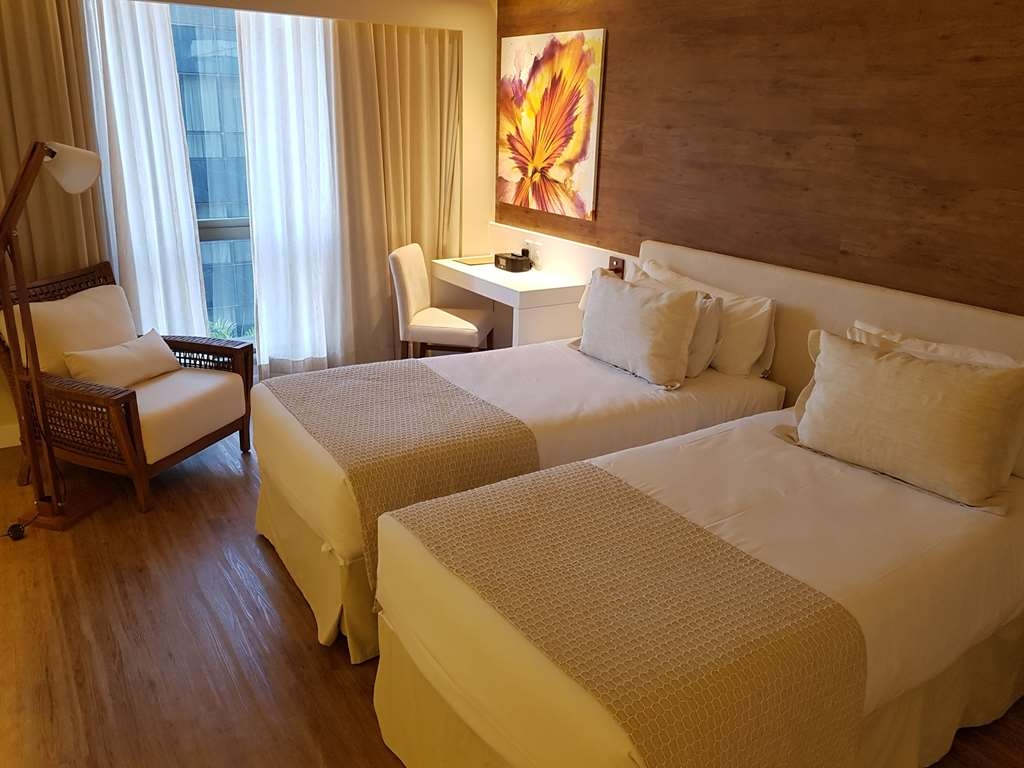 Vogue Square Hotel, BW Premier Collection - Twin Guest Room
