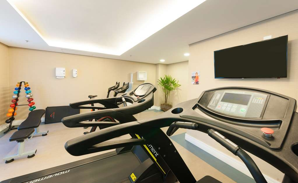 Best Western Multi Suites - Club de remise en forme