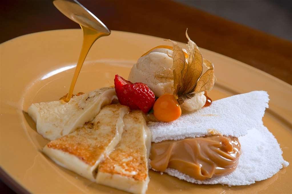 Best Western Premier Maceio - Tapioca is a regional dish.