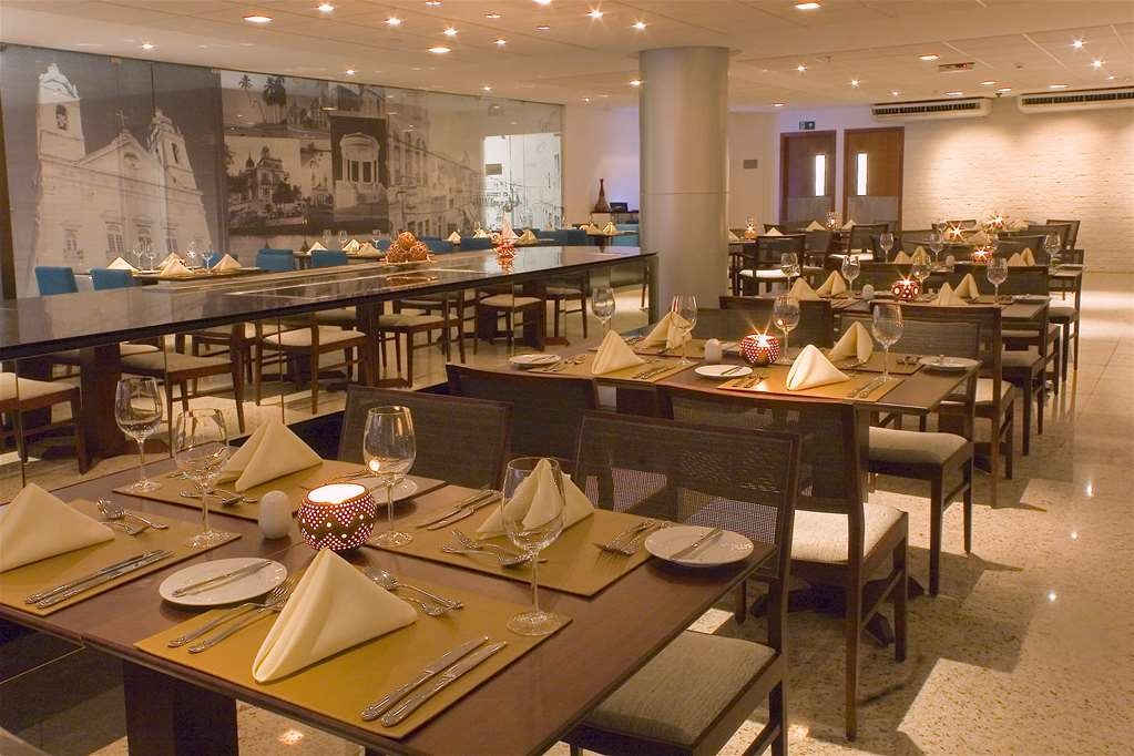 Best Western Premier Maceio - Restaurant / Gastronomie