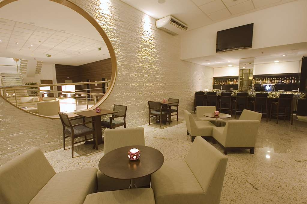 Best Western Premier Maceio - Lobby Bar